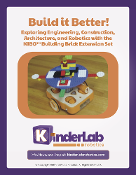 Build It Better! (Building Block Curriculum Guide) (Clearance)