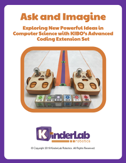 Ask and Imagine (Advanced Coding Curriculum Guide)