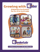 Growing with KIBO - A Progressive Robotics Curriculum